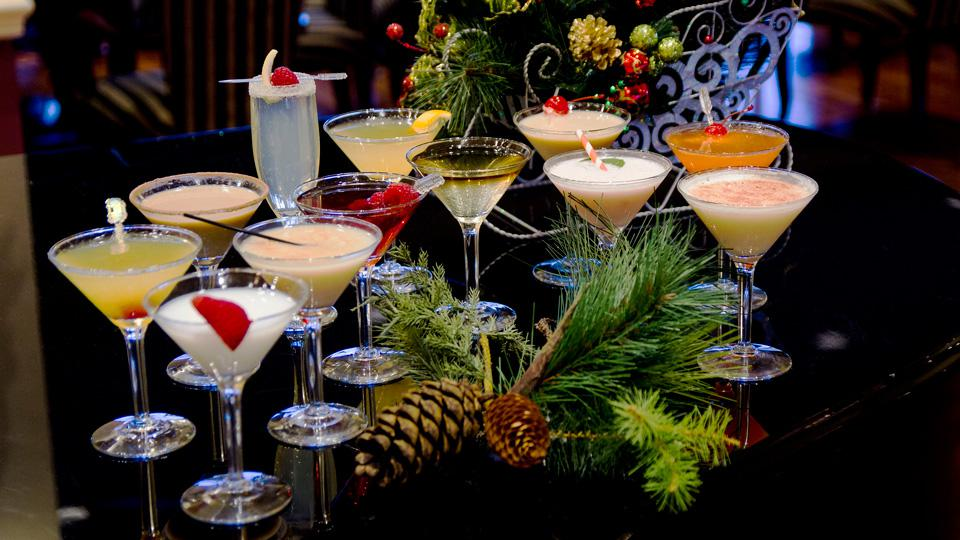 top 15 christmas cocktails fun drinks with recipe